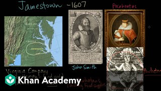 Download Jamestown - John Smith and Pocahontas