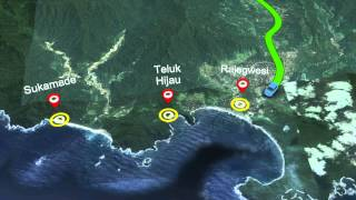 MAP of Jawa Timur [East Java]