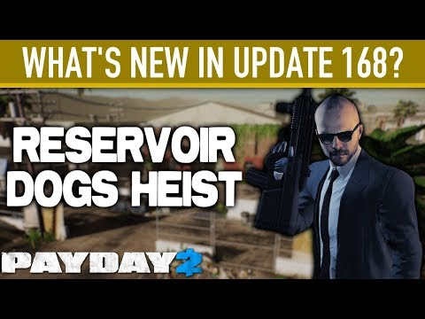 Download Youtube: What's new in Update 168? [PAYDAY 2]
