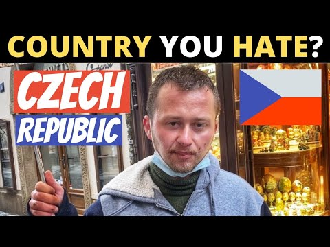 Which Country Do You HATE The Most? | CZECH REPUBLIC