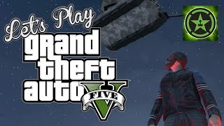 Let's Play: GTA V - AC130 or Airbus
