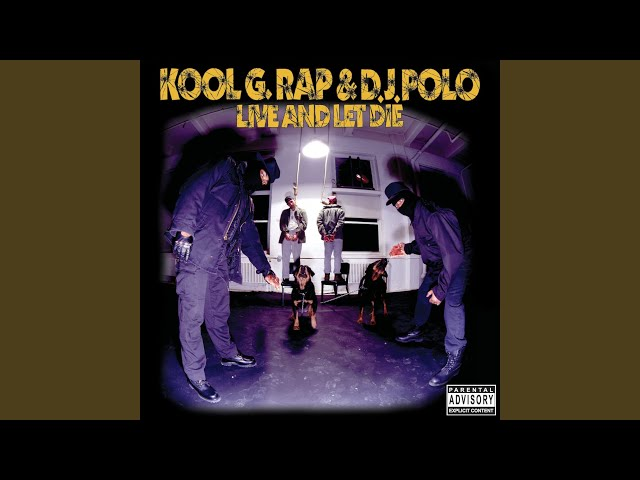 Kool G. Rap & DJ Polo – Straight Jacket Lyrics | Genius Lyrics