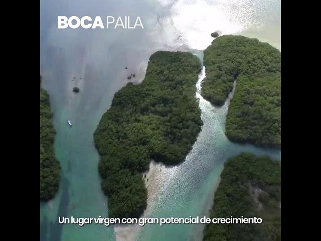 Vendo terreno en Boca Paila, dentro de la Biosfera de Sian Ka'an