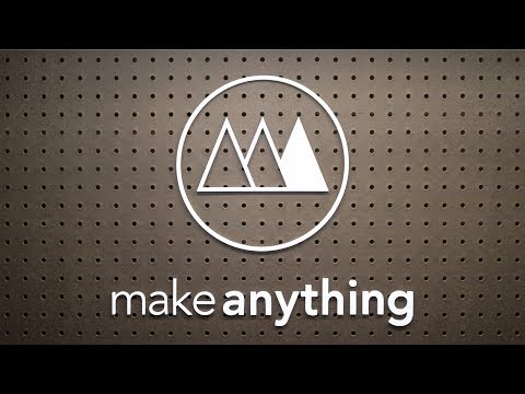 3D Printed Pegboard Logo in Fusion 360