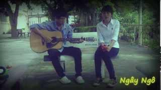 Ngây Ngô cover Huyền Sakura ft Kinoh Acoustic