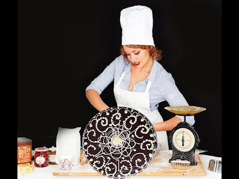 Популярный итальянский торт Sacher австрийского происхождения. Видео-рецепт