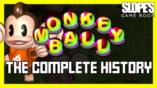 Monkey Ball: The complete History - SGR (feat. Top Hat Gaming Man)