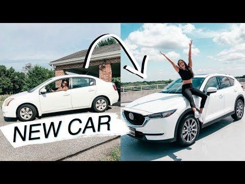 VLOG: I GOT A NEW CAR