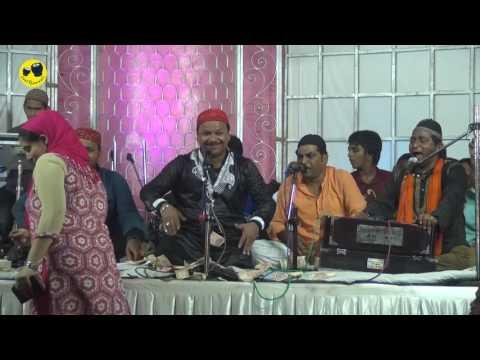 Azim Nazan Qawwali | Mere Rashke Qamar Ft.  @ Malad, Malwani 30/03/2017 thumbnail