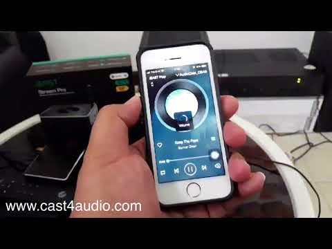 Support — Cast4Audio