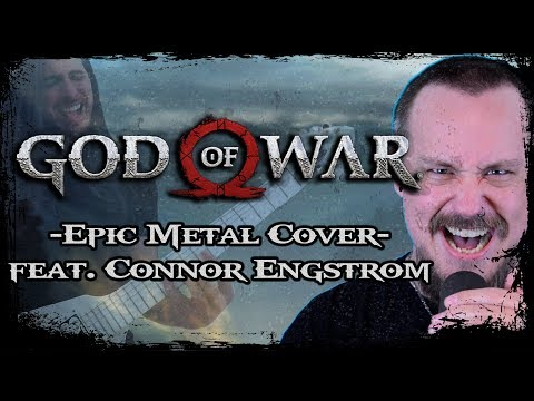 God of War (Epic Metal Cover by Skar Productions feat. Connor Engstrom)