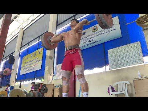 Weightlifting doping scandal hits medal-winning Thai team   AFP
