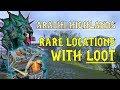WoW Classic - Rare Mob Locations + UNIQUE LOOT - Arathi Highlands