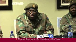 South Africa army says it is satisfied with its state of combat readiness