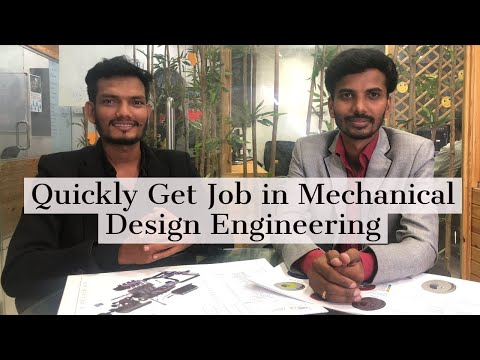 Quickly Get Job In Mechanical Design Engineering | CADD Centre Design Studio Live Stream