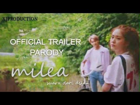 Official Trailer Parody Milea : Suara Dari Dilan | 13 Februari 2020 Di Bioskop