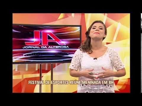 Assista na íntegra ao Jornal da Alterosa 2ª Edição - 23/08/14
