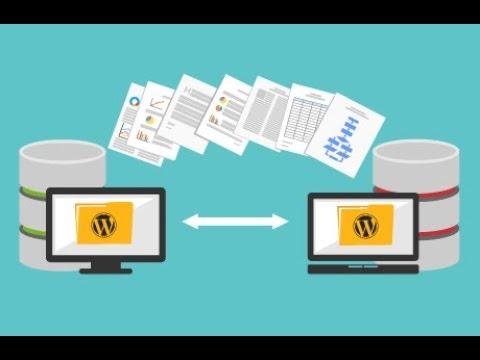 Cách di chuyển – sao chép – phục hồi website wordpress siêu tốc