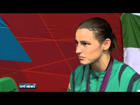 Katie Taylor's post-fight interview