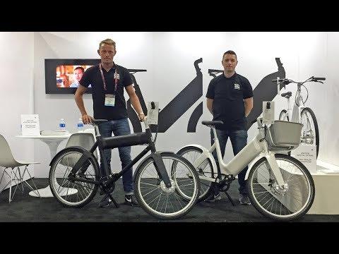 2018 Biomega Electric Bike Updates at Interbike (Amsterdam, AMS E-Low, OKO E-Low)