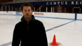 Ice Skater Angular Momentum