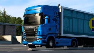 [ETS2 v1.42] Scania V8 sound Version 8.0