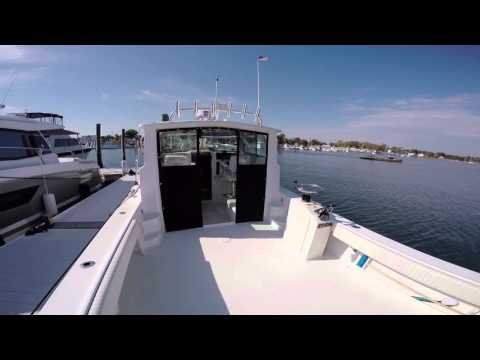 28' 2014 Parker 2820XLD Offshore Yacht Sales - YouTube