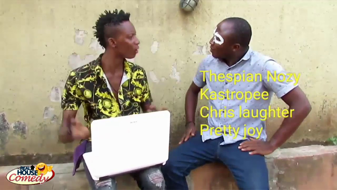 Download The Yahoo boy (Real House Of Comedy)