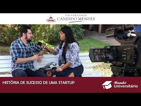 História de sucesso de uma startup