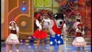 Песня Красной Шапочки(Ани Лорак в концерте, посвященном юбилею программы