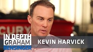 Kevin Harvick on tragically replacing Dale Earnhardt