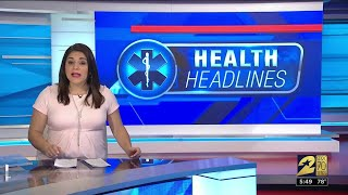 Health Headlines for May 23, 2019