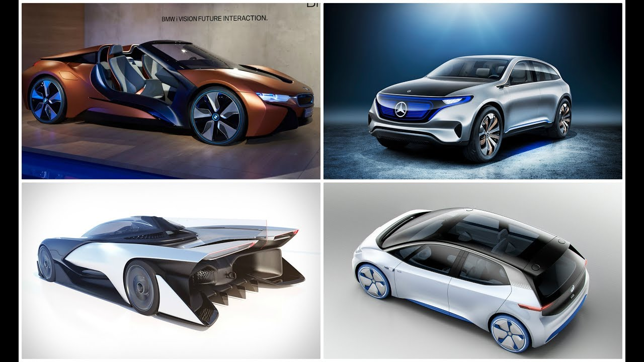 Download 5 Future Concept Cars 2017    HT High Technology    Latest Technology