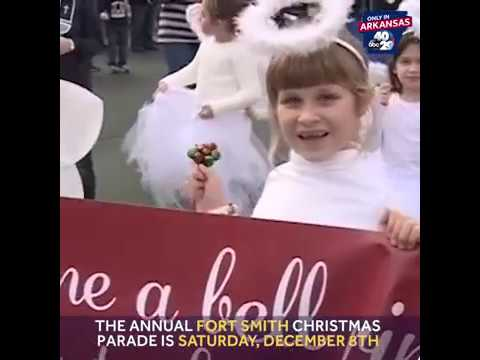 Fort Smith Christmas Parade 2020 Fort Smith Christmas Parade is coming soon   YouTube
