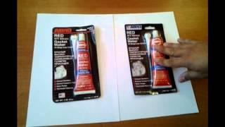 видео Герметик Abro черный 85 гр. (до 260°С)
