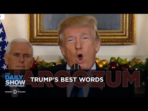 Trump's Best Words: The Daily