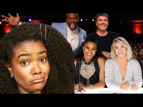 Gabrielle Union Fired From 'America's Got Talent' Amid Culture ...
