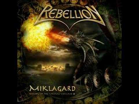 Rebellion god of thunder