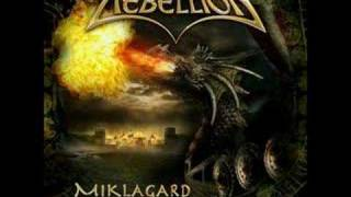 Rebellion - God Of Thunder