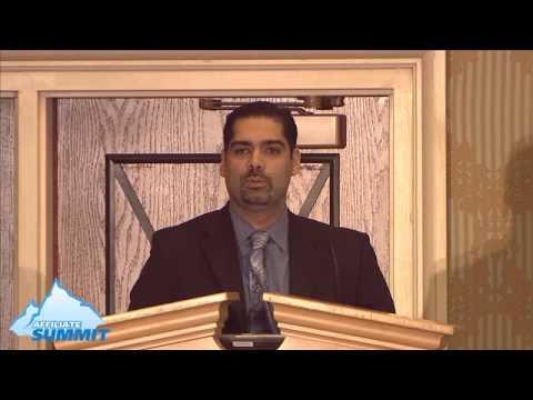 Advanced Affiliate Recruitment Strategies at Affiliate Summit West 2012
