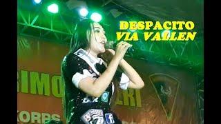 DESPACITO - VIA VALLEN TERBARU Live Alun Alun Madiun 14 November 2017