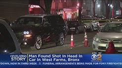 Man Shot In Head In The Bronx
