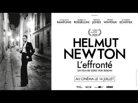 HELMUT NEWTON, L'EFFRONTÉ - BANDE ANNONCE (Au cinéma le 14 juillet 2021)