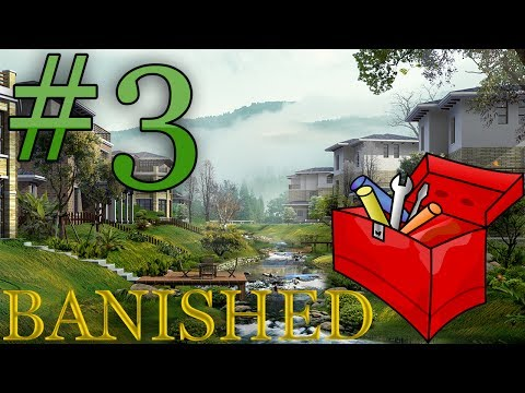 #3 Banished - Outillages.