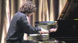 Rachmaninov: Etude Tableaux op. 39 N° 5 - Javier Villegas