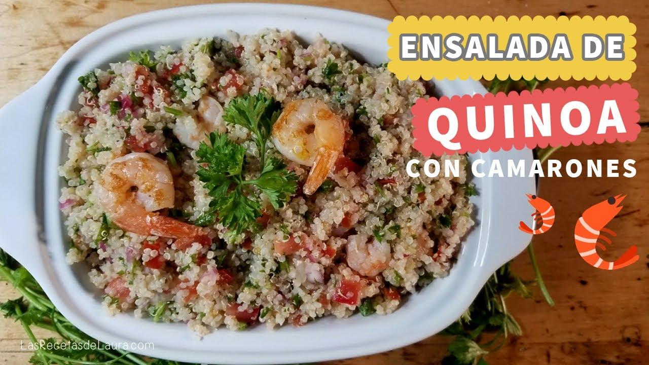 preparacion de la quinoa para adelgazar