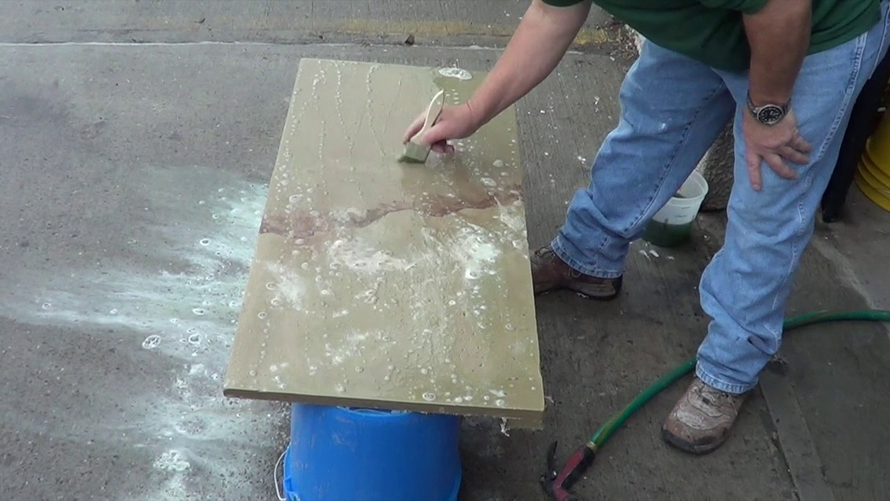 decorative concrete training april 2017 . concrete countertop de