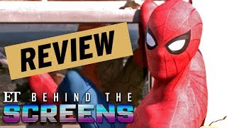 'Spider-Man: Homecoming' Review  SPOILER FREE❗: It's Fun, Clever, and FUNNY! | Behind The Screens