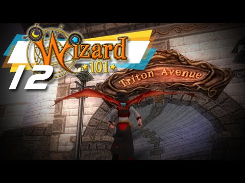 Wyntr Loves| Wizard101 |12| Triton Avenue