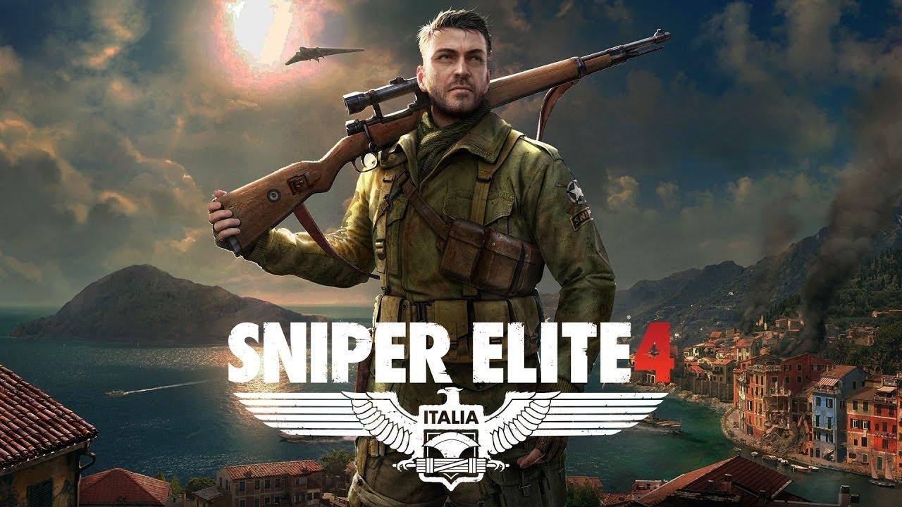 Sniper Elite 4 Schalldämpfer Freischalten